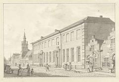 Het Dolhuis, Gasthuis en Oudevrouwenhuis te Rotterdam