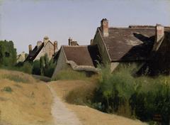 Houses near Orléans (Maisons aux Environs d'Orléans)