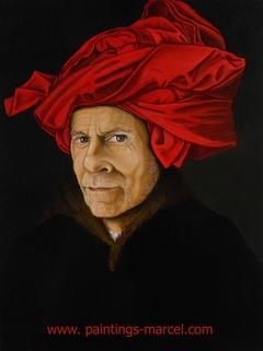 Ich can als Jan (van Eyck)