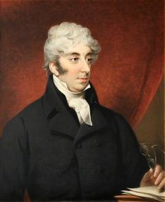 Isaac D'Israeli (1766-1848) (after John Downman)