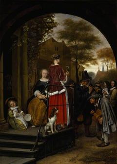 Itinerant Musicians
