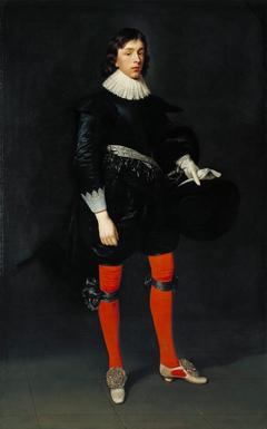 James Hamilton, Earl of Arran, Aged 17