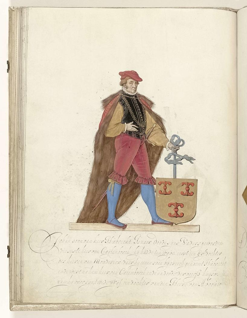 Johan I, heer van Culemborg