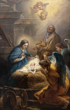 L'adoration des anges