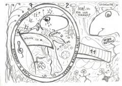 La Guadaña y la Lupa - La Hormiga del Mundo