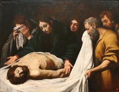La Lamentation sur le Christ mort