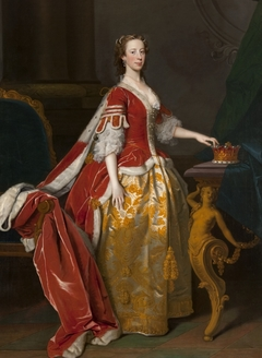 Lady Anne Campbell (1720–1785), Countess of Strafford