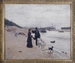 Les berges de la Seine
