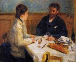 Luncheon (Le Déjeuner)