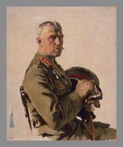 Major General Sir F.O.W. Loomis, KCB, CMG, DSO, and Bar