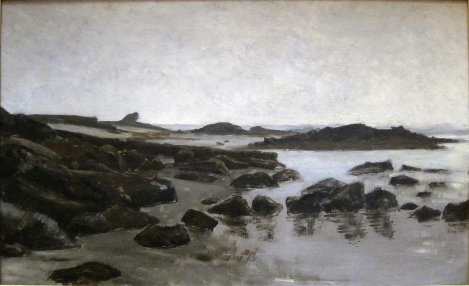 Marée basse à Audresselles