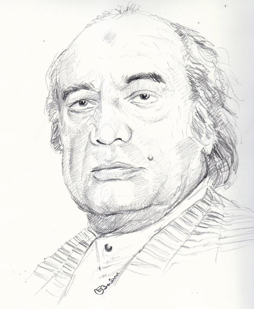 Mehdi Hasan Erfanullah Babar Artwork On Useum
