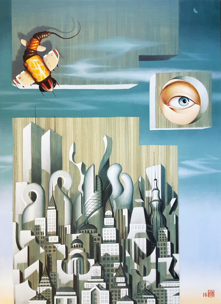Monolit - Megapolis 8