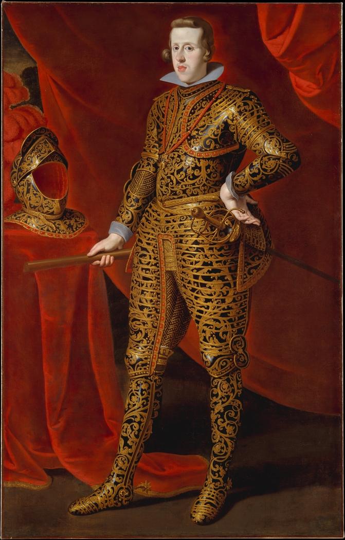 Philip IV (1605–1665) in Parade Armor