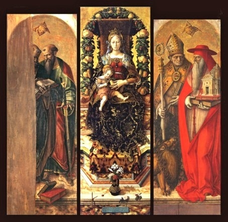 Polyptych of the Duomo of Camerino