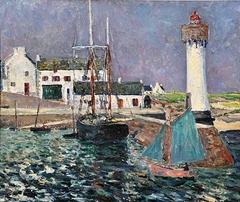 Port Haliguen Lighthouse