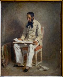 Portrait d'Ernest Feydeau