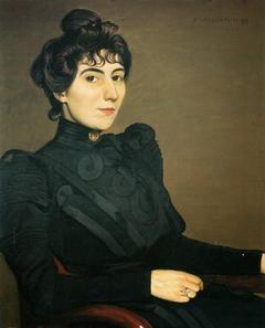 Portrait de Marthe Mellot