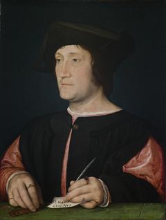 Portrait of a Banker