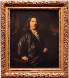 Portrait of a man or self-portrait