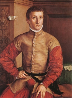 Portrait of a Seated Youth