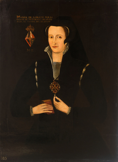 Portrait of a Woman called Mary of Lorraine, Queen of Scotland (1515-60)