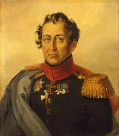 Portrait of Alexander I. Talyzin (1777-1849) (2nd)