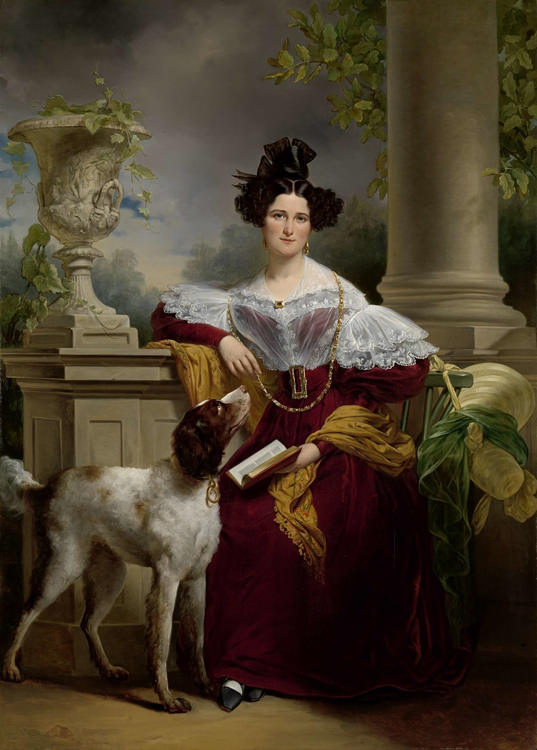 Portrait of Alida Christina Assink