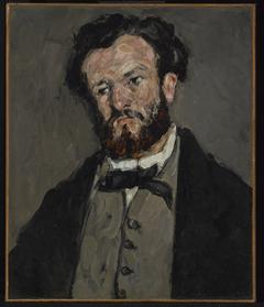 Portrait of Anthony Valabrègue