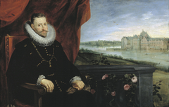 Portrait of Archduke Albert of Austria