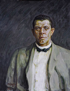 Portrait of Booker T. Washington