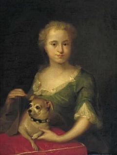Portrait of Catharina Cornelia de Heer