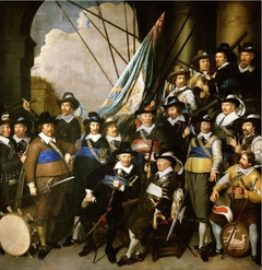 Portrait of Civic Guard Hoorn