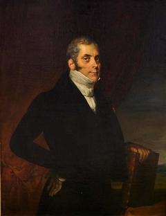 Portrait of Daniel-François-Esprit Auber