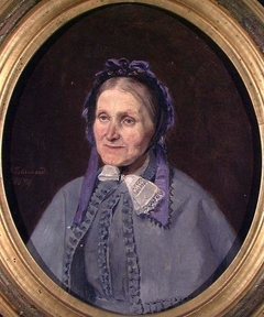 Portrait of Elisabeth Hausmann