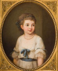 Portrait of Elżbieta Mniszech (born 1792)