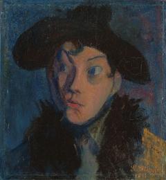 Portrait of Eugenie