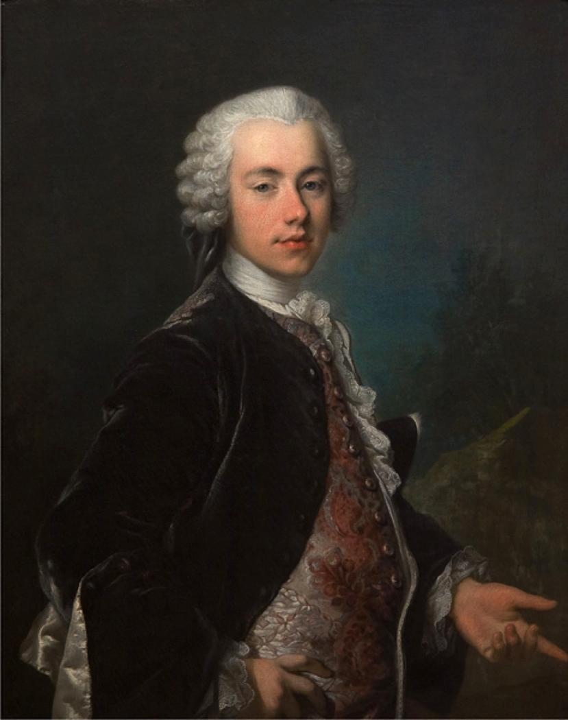 Portrait of Frederik Berregaard