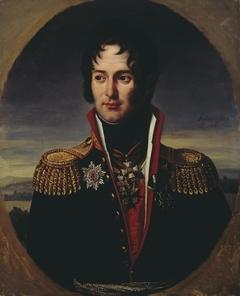 Portrait of General Piotr Chicherin