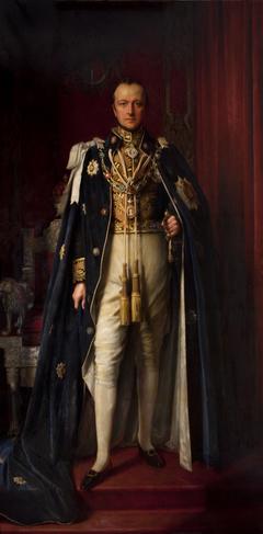 Portrait of George Nathaniel Curzon, 1st Marquess Curzon of Kedleston