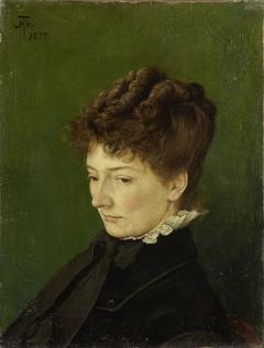 Portrait of Ida Müller, née Scholderer