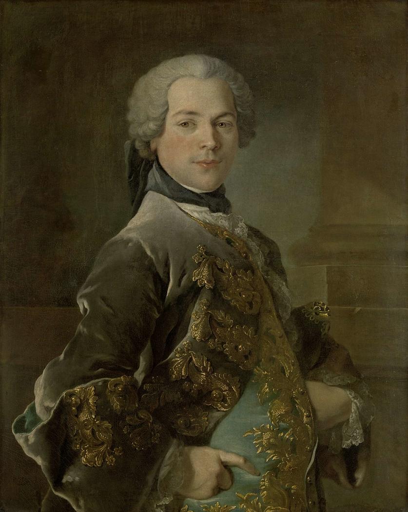Portrait of Isaac van Rijneveld