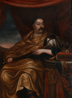 Portrait of John III Sobieski