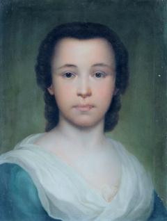 Portrait of Juliane Charlotte Mengs