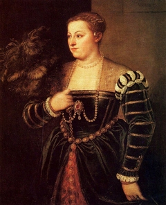 Portrait of Lavinia
