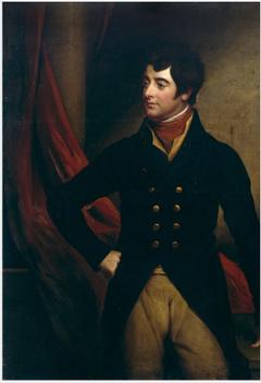 Portrait of Lord Edward FitzGerald (1763-1798)