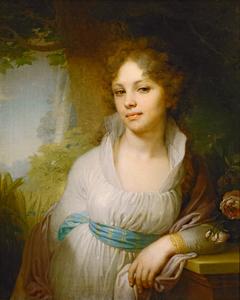 Portrait of M.I.Lopukhina