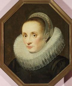 Portrait of Margarita de Vos (?)