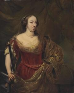 Portrait of Marie Louise Gonzaga
