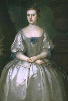 Portrait of Mrs. John Bours (Hannah Babcock)